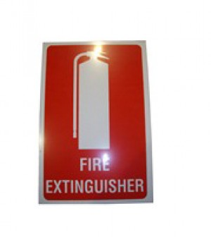 53 l - Fire Extinguisher Location Signs