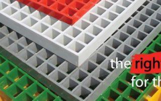 12 l 320x202 - Fibreglass Reinforced Plastic (FRP) Grating