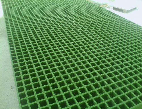 Platforms Decking Grating FRP Walkways