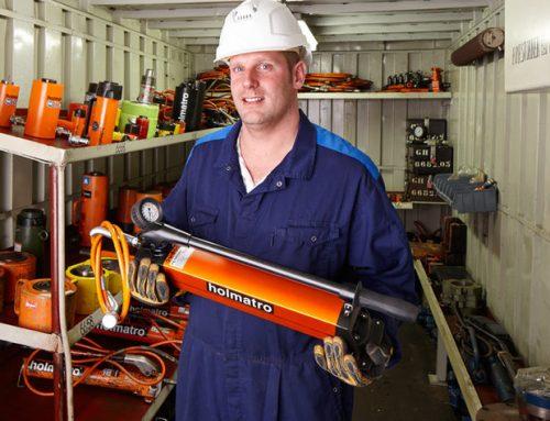 Holmatro Industrial Hydraulics