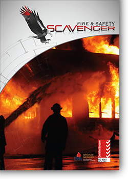 catalogue cover fire - Fire & Safety
