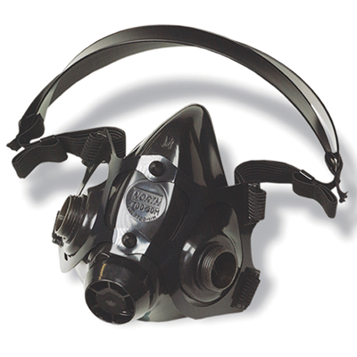 400 - NORTH 7700 SERIES FACE MASK - ultimate design and comfort in respiratory protection