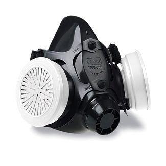 50 l - NORTH 7700 SERIES FACE MASK - ultimate design and comfort in respiratory protection