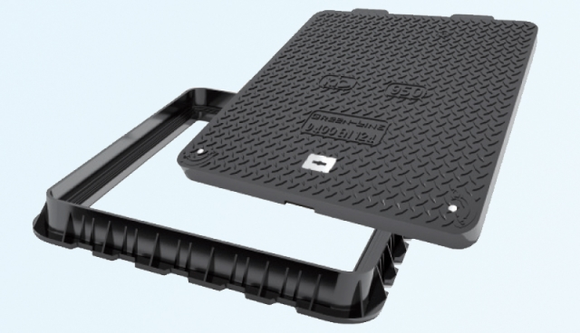 KIO 950 - Manhole Covers