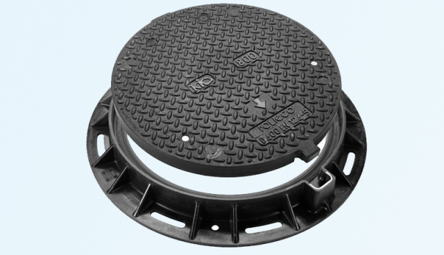 KIO D400 124 5 - Manhole Covers