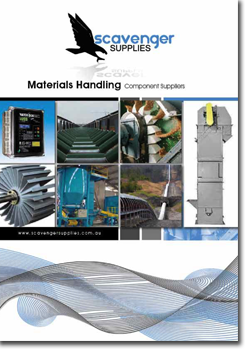 catalogue cover m conveyor 1 - Conveyor Supplies