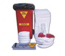Oil and Fuel Spill Kits & Absorbents