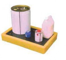 Drip/Catchment Trays and Drum Overpacks