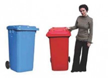 Bins, Storage Containers, Trolleys and Carts