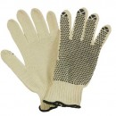 Mens Single Sided Dots Knitted Polycotton