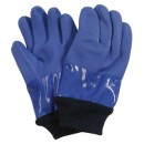 PVC Oil Resistant Freezer Glove