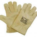 """Iceman"" Yellow Freezer Glove"
