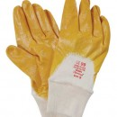 """Hercules"" Yellow Nitrile Glove"