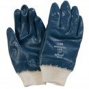 """Hercules"" Dark Blue Nitrile Glove"