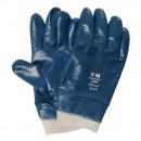 """Hercules"" Dark Blue Heavy Weight Nitrile Glove"