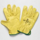 Yellow Riggers Glove