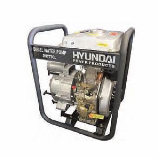 DHYT80L : Trash Pump