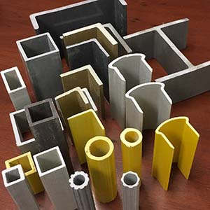 FRP Shape 300 - Pultruded FRP Structural Profiles