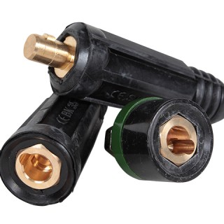 Cable Connectors -Dinse 35-50 Style