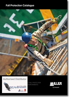 catalogue cover m Fall Protection - Honeywell Safety Products and Equipment
