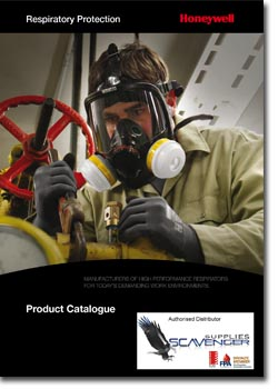 catalogue cover m Respiratory Protection - Honeywell Safety Products