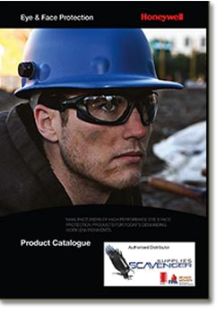 catalogue cover m face protection - Honeywell Safety Products and Equipment