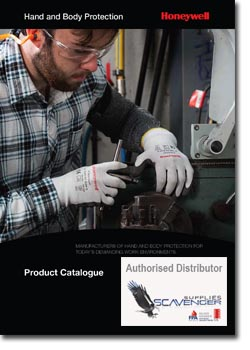 catalogue cover m hand protection - Honeywell Safety Products and Equipment