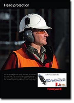 catalogue cover m head protection - Honeywell Safety Products and Equipment