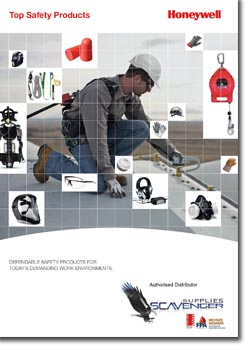 catalogue cover m top products - Honeywell Safety Products