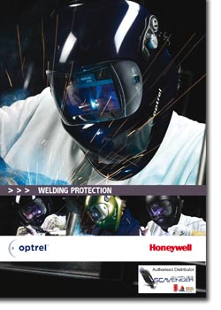 catalogue cover m welding protection - Honeywell Safety Products and Equipment