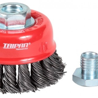 Cup Brushes - Twist-Knot TAIPAN