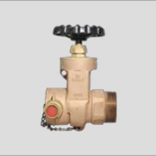 dry riser gate valve hv018 hv018f - Dry Riser Gate Valve HV018 / HV018(F)