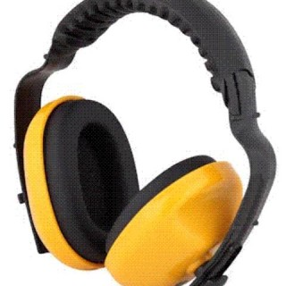 Earmuff - Yellow 24dB