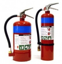 Ecco Spray Foam Extinguishers