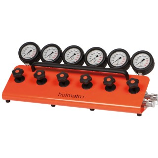 FlowPanel Control Manifold HMD 6 C