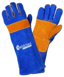 Gloves - Welding PROMAX Blue