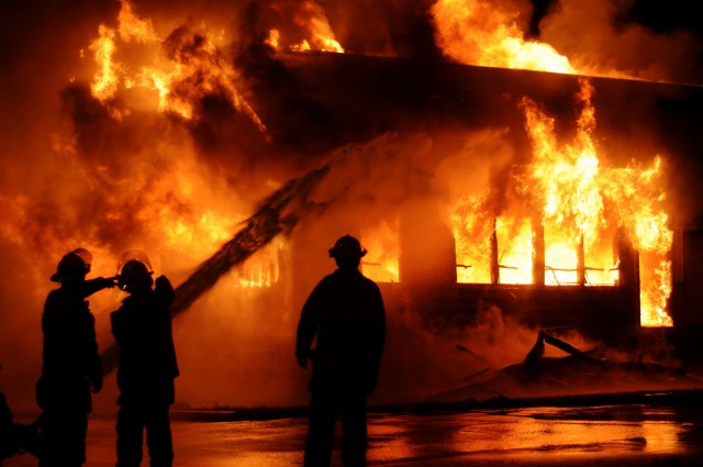 have you conducted your fire risk management audit - Have you conducted your fire-risk management audit?