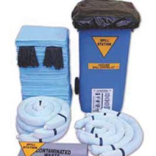 Hazchem Spill Kits & Absorbents