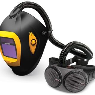 Helmet - Jackson WH70 with Airmax Respirator