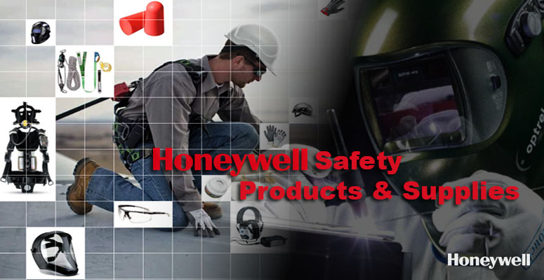 honeywell banner - Honeywell Safety Products and Equipment