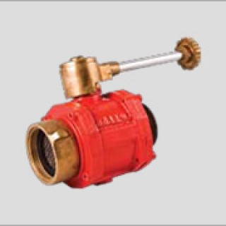 hydrant ball valve with locking device hv014 hv014f - Hydrant Ball Valve With Locking Device HV014 / HV014(F)