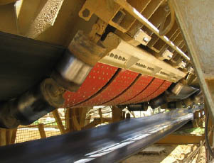 impact-saddle-2 Conveyor Maintenance Equipment Supplies and Services