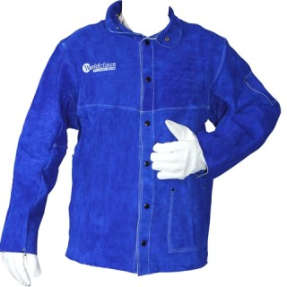 Leather Jackets - PROMAX Blue