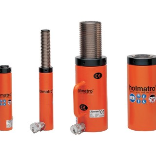 Locknut Cylinder HJ 250 G 15 SN