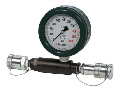 Plug-In Type Gauge Set A 111 U