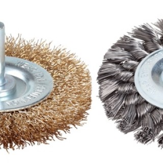 Spindle Mount Wheel Brushes TAIPAN