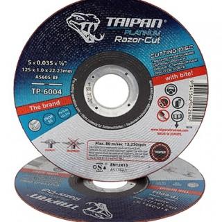 TAIPAN Platinum 'Razor-Cut'