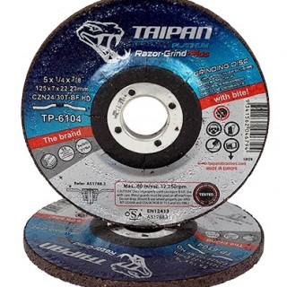 TAIPAN Platinum 'Razor-Grind +Plus'
