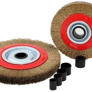 Wheel Brushes - Crimped TAIPAN