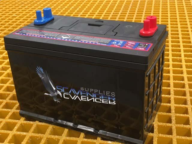 Battery 2 - Batteries